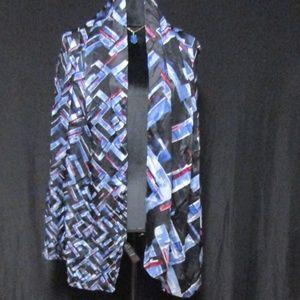 White House Black Market silk scarf